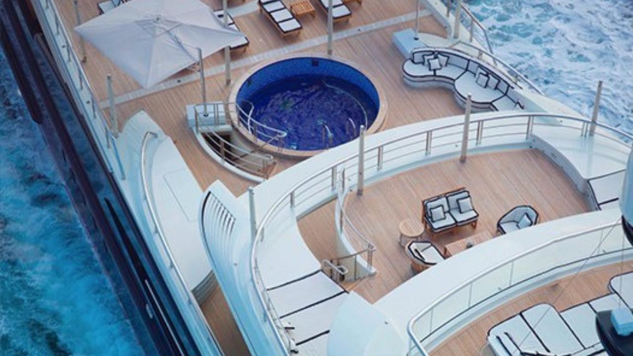 Kylie Jenner celebrará su cumpleaños a bordo de un yate millonario