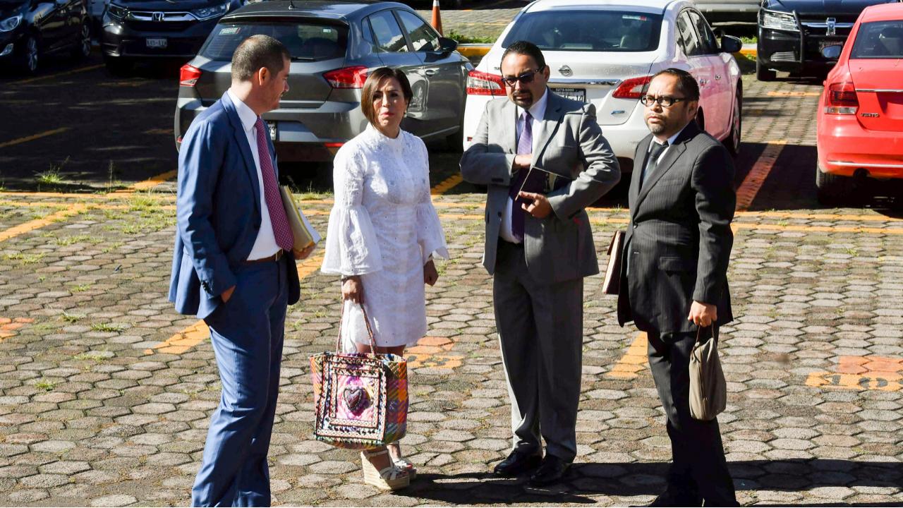El documento que dejó a Rosario Robles en entredicho y la envió a prisión preventiva