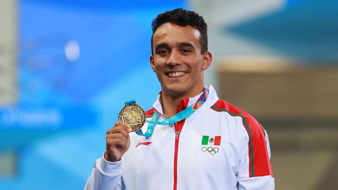 Juan Celaya se cubre de oro en su debut en Juegos Panamericanos