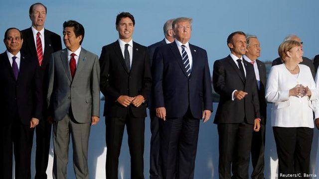 G-7 y su ayuda económica