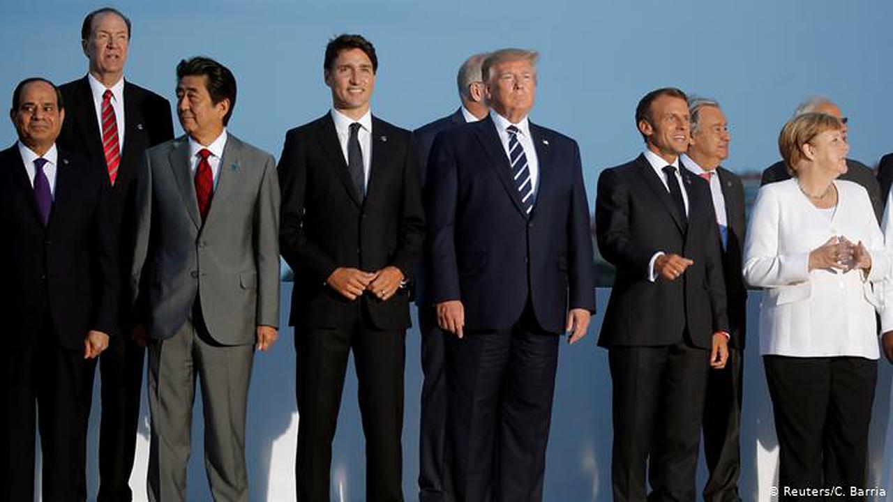 Cumbre del G7 culmina centrada en el Amazonas, Irán y el comercio e impuestos digitales