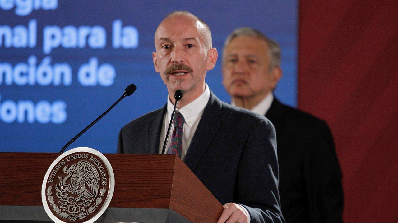 Gady Zabicky, nuevo titular de la Comisión Nacional contra las Adicciones