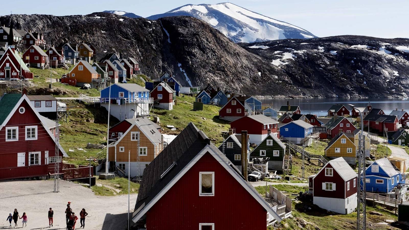 Trump confirma interés por comprar Groenlandia; es absurdo, dice líder danesa