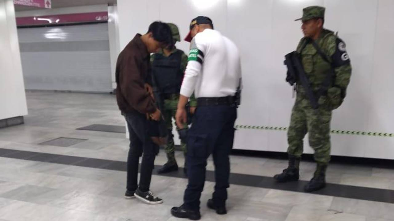 AMLO da su venia para que Guardia Nacional suba a transportes para evitar asaltos