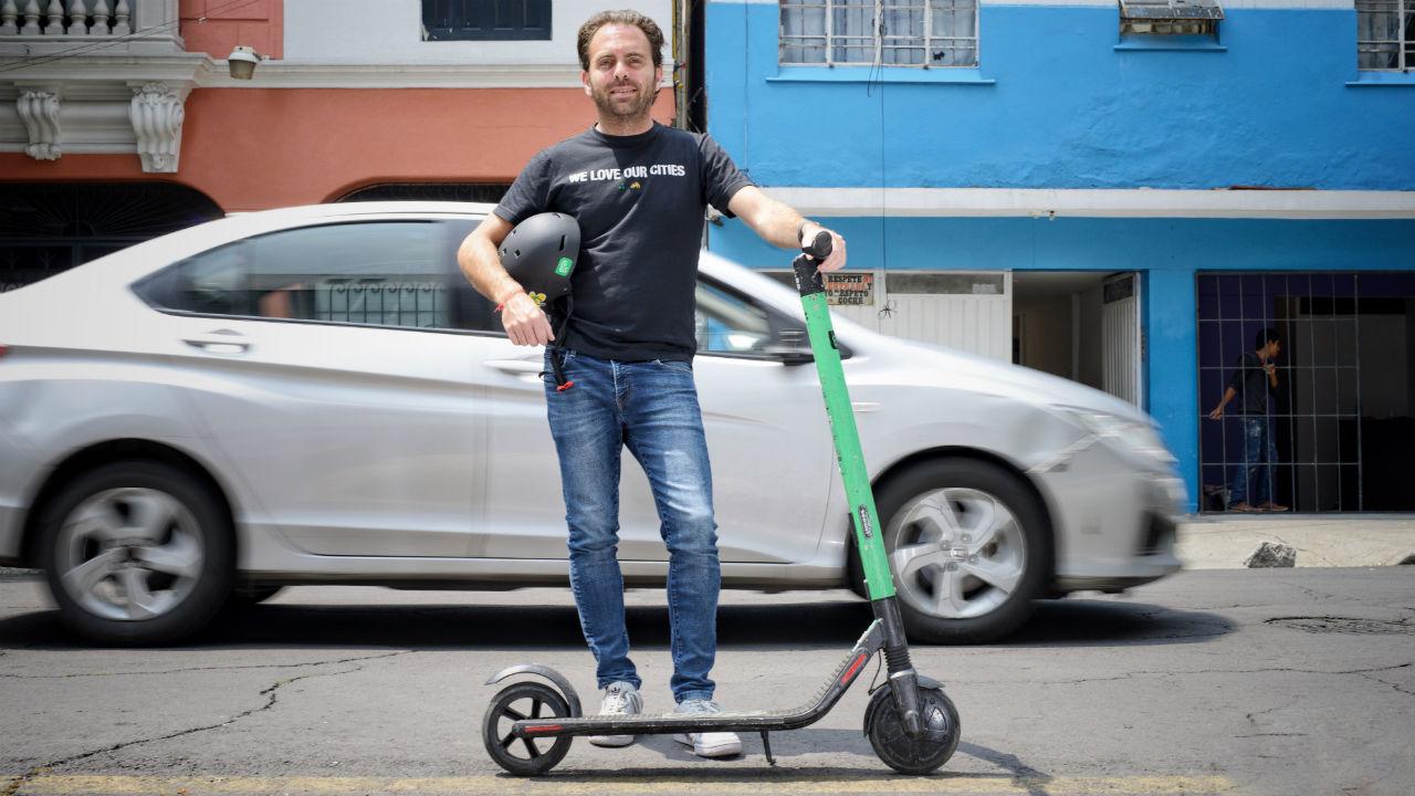 Entrevista | La delincuencia alcanzó a 20% de los patines de Grin