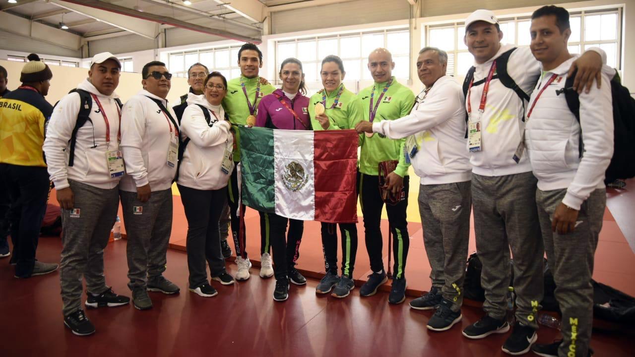 México suma 12 medallas en los Parapanamericanos 2019