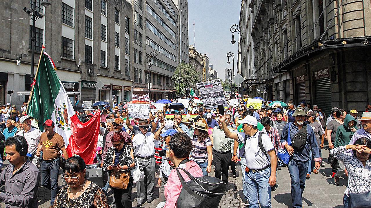 Habrá al menos cinco movilizaciones en Cuauhtémoc y Benito Juárez