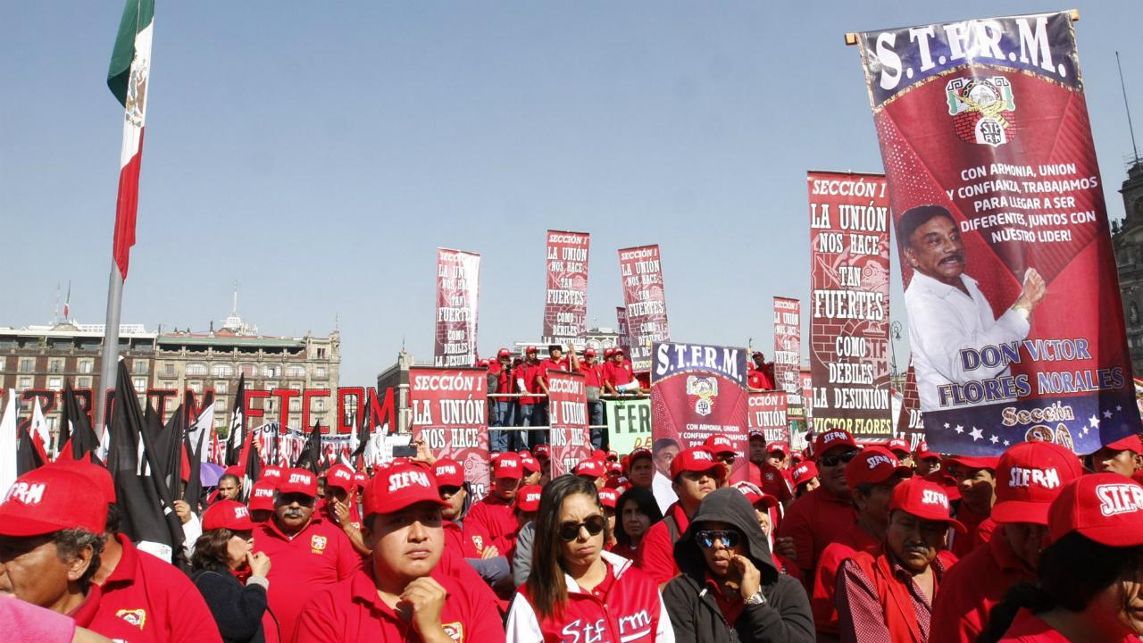 Los nuevos retos del sindicalismo
