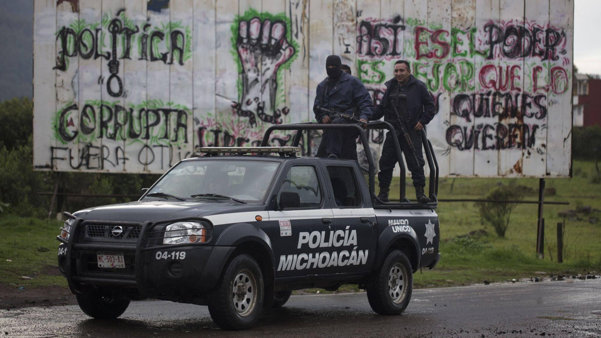 Uruapan padece disputa histórica de cárteles, asegura Durazo