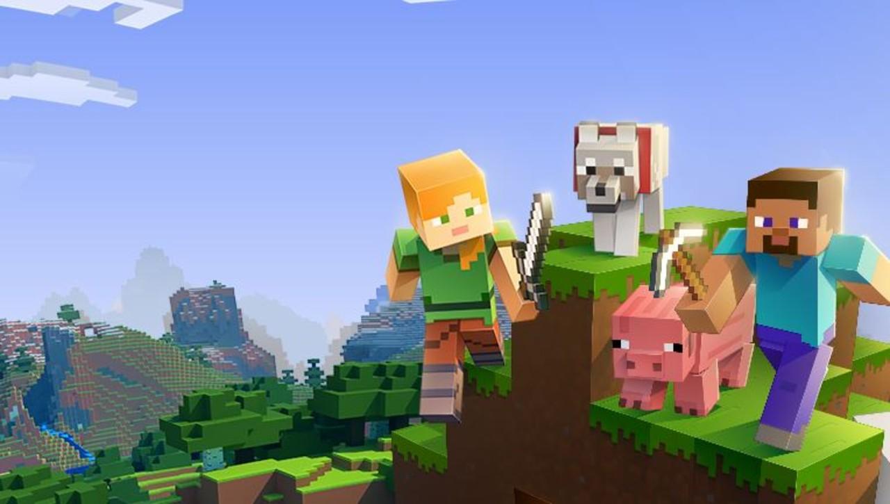 Microsoft y Nvidia desarrollarán gráficas más realistas para Minecraft