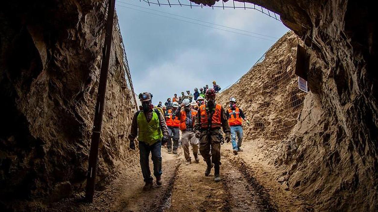 Fortuna Silver detiene operaciones en mina San José, en Oaxaca, por accidente