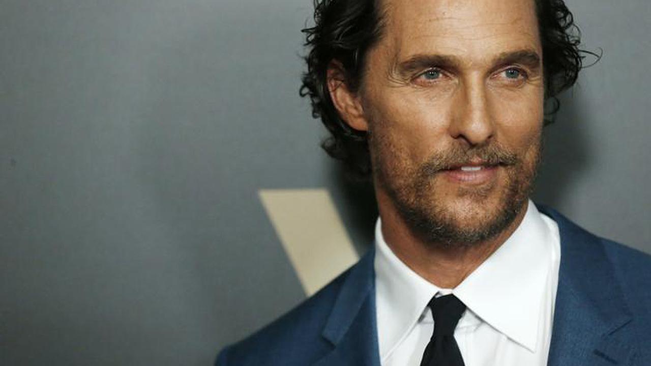 Matthew McConaughey tendrá una cátedra de cine universitaria