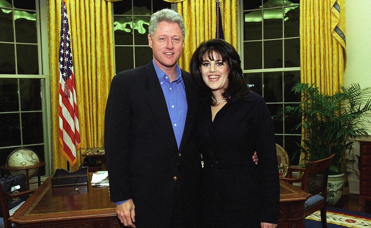American crime story Monica Lewinsky