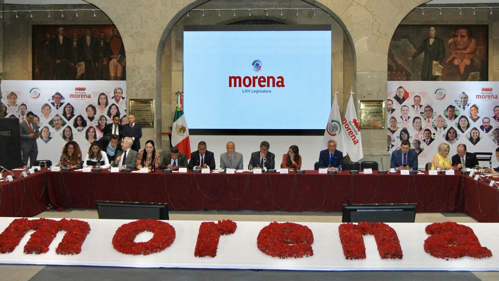 Tribunal confirma multas a Morena por falta de transparencia