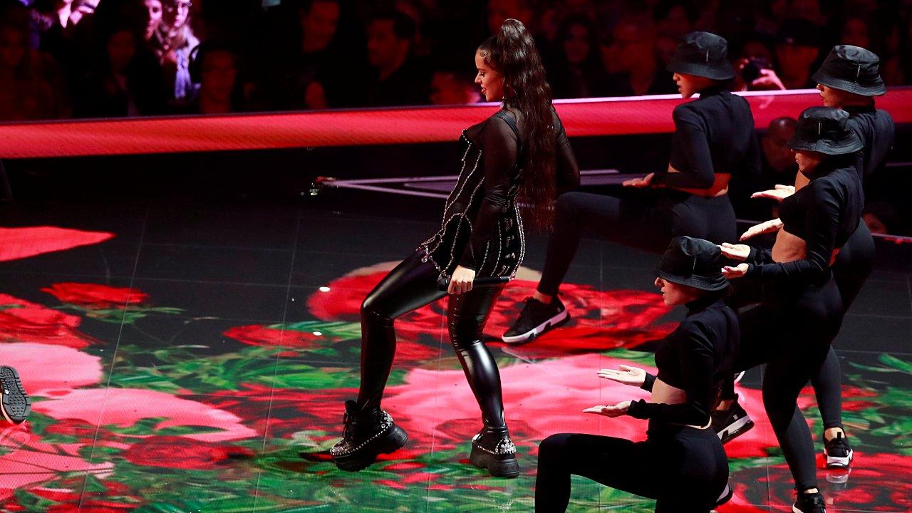 Rosalía, Swift, Cardi B y Missy Elliott llevan el poder femenino a los premios MTV