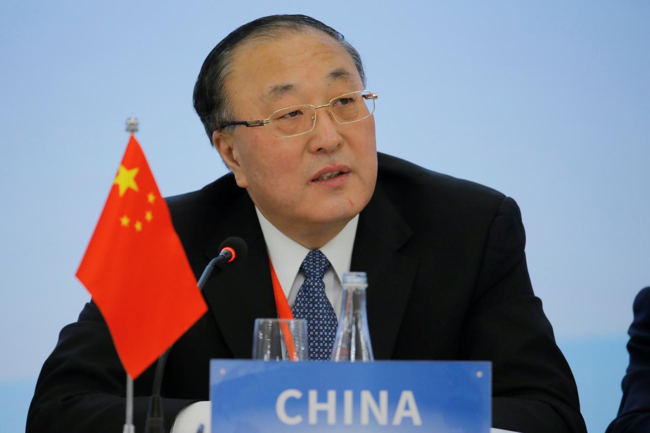 China está preparada para guerra comercial, advierte su representante en la ONU