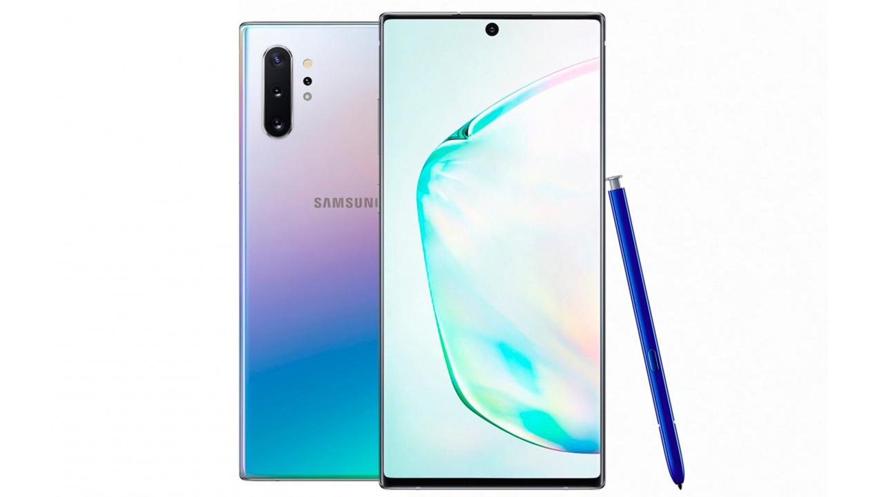 El nuevo Galaxy Note 10 y todas las novedades de Samsung en su Unpacked 2019
