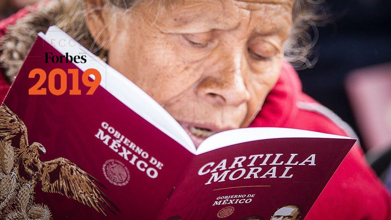 La 'Cartilla Moral' que estuvo 'escondida' por décadas y que retomó AMLO