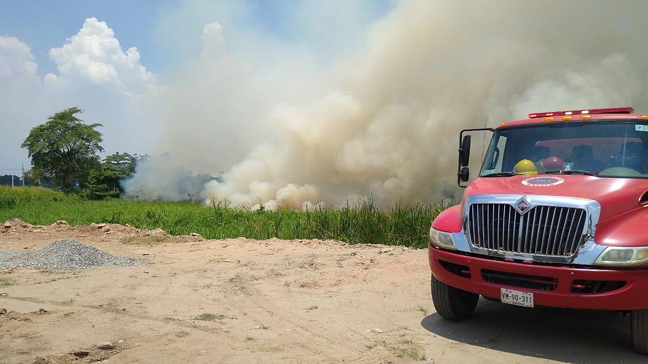 Reportan explosión por huachicoleo en Tabasco
