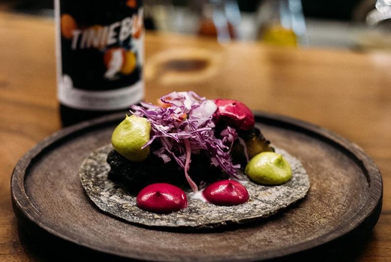 tacos gourmet Tijuana