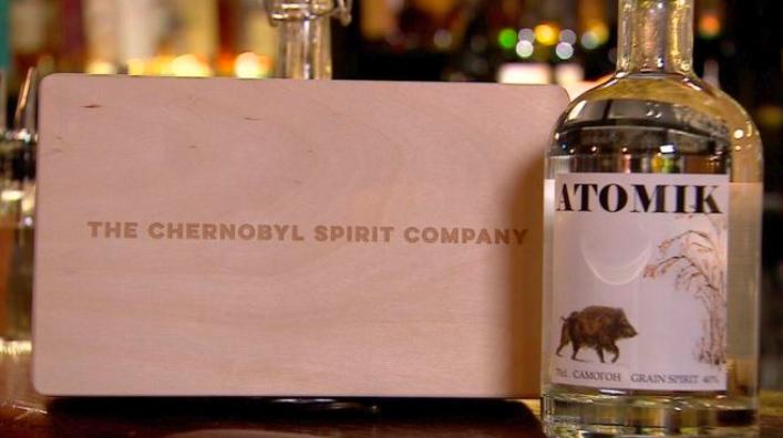 Científicos crean vodka con granos cultivados en Chernobyl