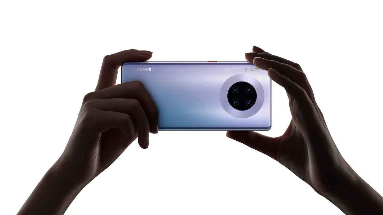 El Huawei Mate 30 Pro tiene la mejor cámara del mercado: DxOMark