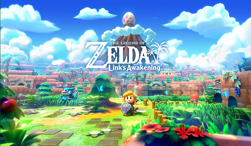 Finalmente, el Link's Awakening que siempre soñamos