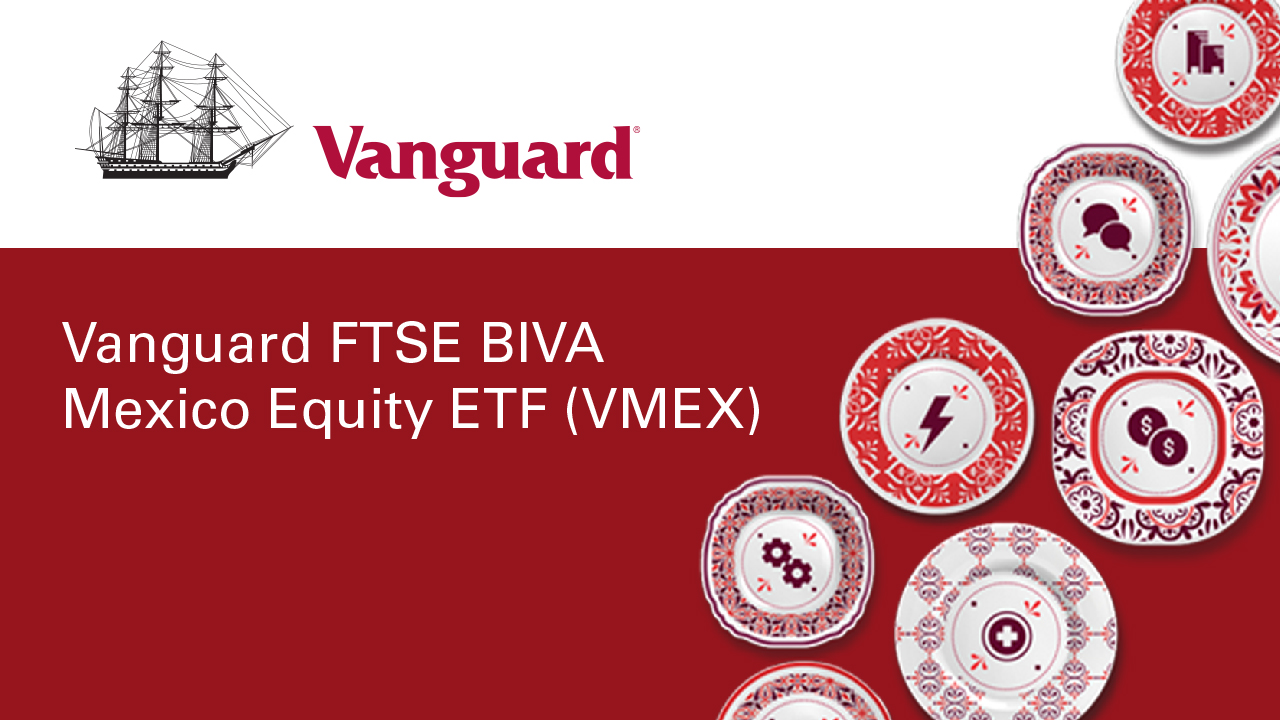 Vanguard trae al mercado mexicano su primer ETF local