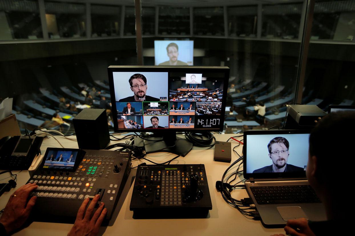 Snowden: cuando el control estatal se convierte en ideología