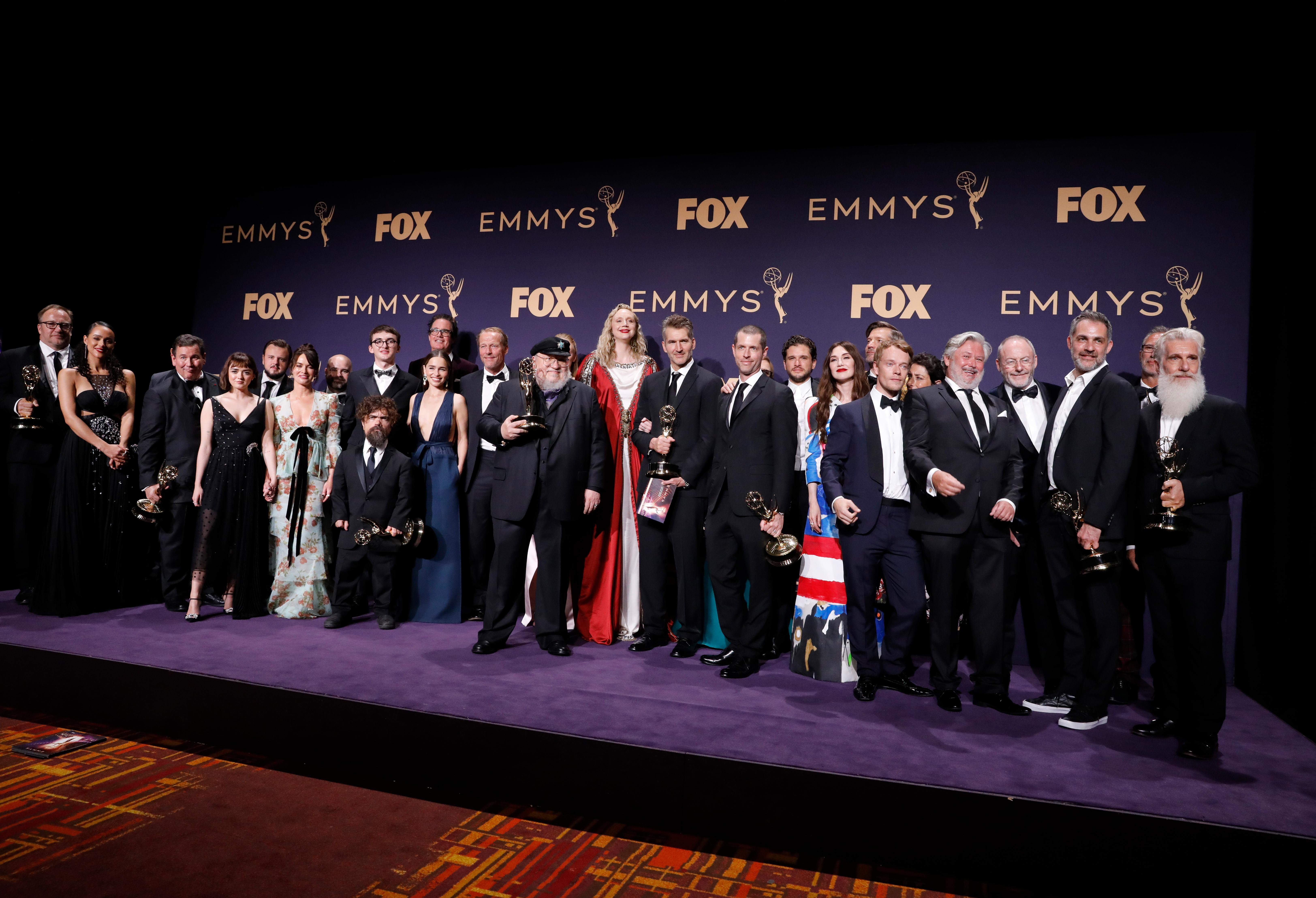 """""""Juego de Tronos"""" y """"Fleabag"""" ganan principales premios Emmy 2019"""