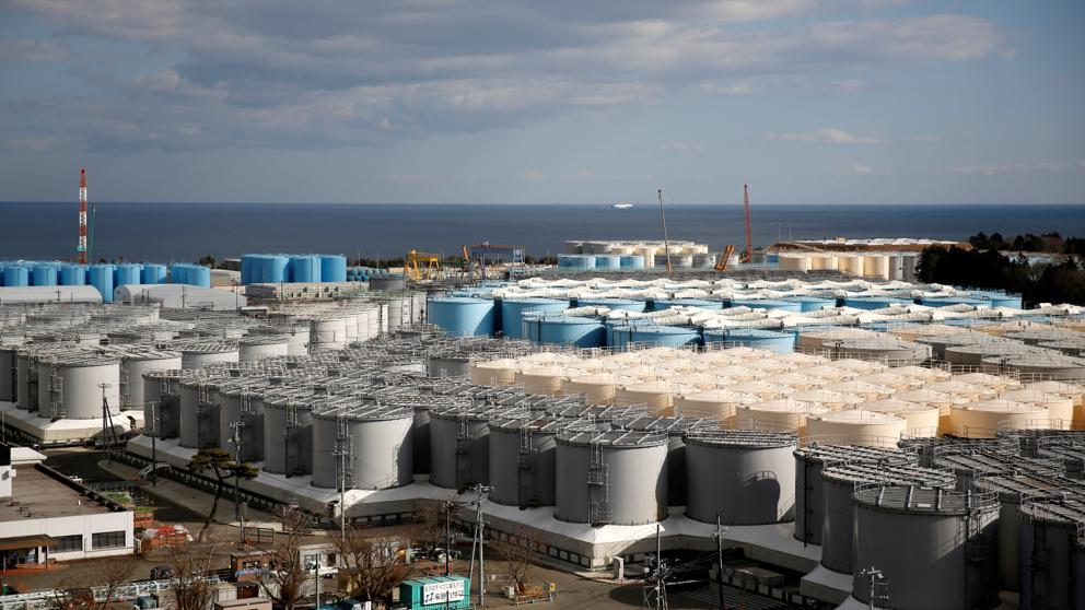 Fukushima: Japón tendrá que verter agua radiactiva en el Pacífico, según ministro