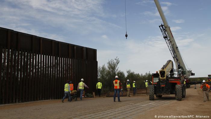 EU destinará 3 mil 600 mdd de presupuesto militar a muro con México