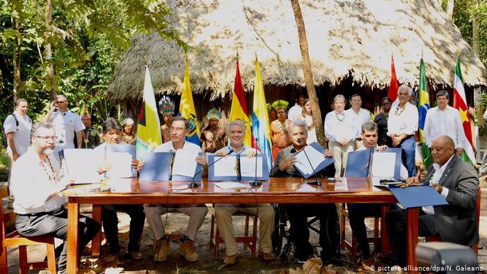 Análisis | Pacto de Leticia: solo buenas intenciones para salvar la Amazonia