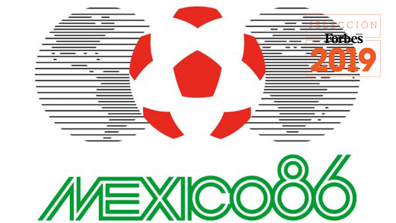 """El creador del logo de México '86 habla de su diseño: """"Dar esperanza es muy satisfactorio"""""""