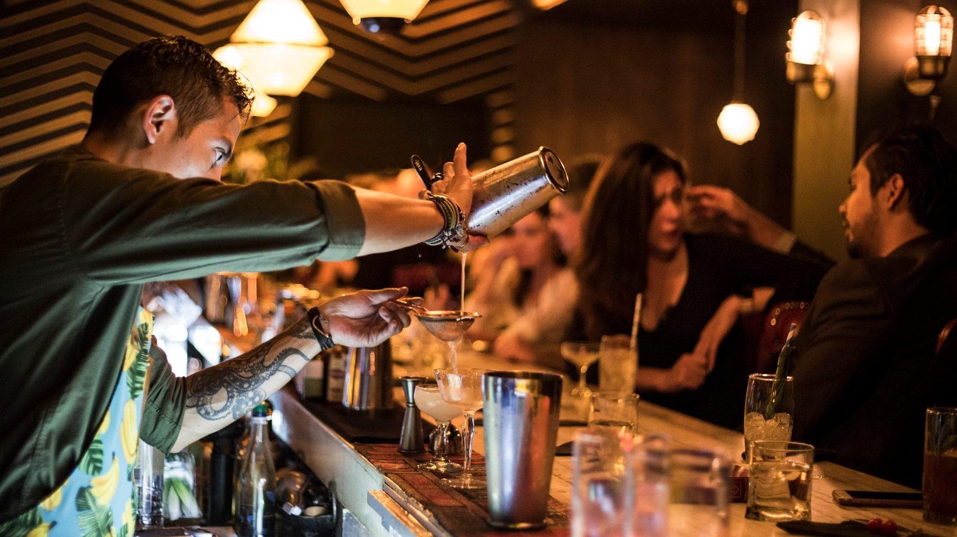 Hanky Panky es uno de los 100 mejores bares del mundo