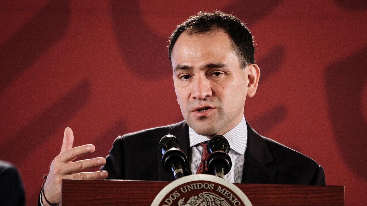 Secretario de Hacienda confía en pronta ratificación de titular del SAT