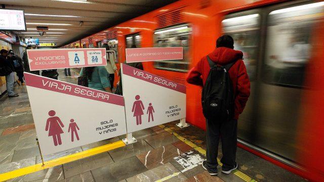 Metro-acoso