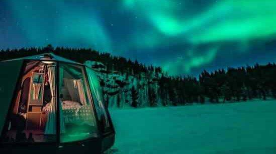Cuánto cuesta ver auroras boreales en el Polo Norte