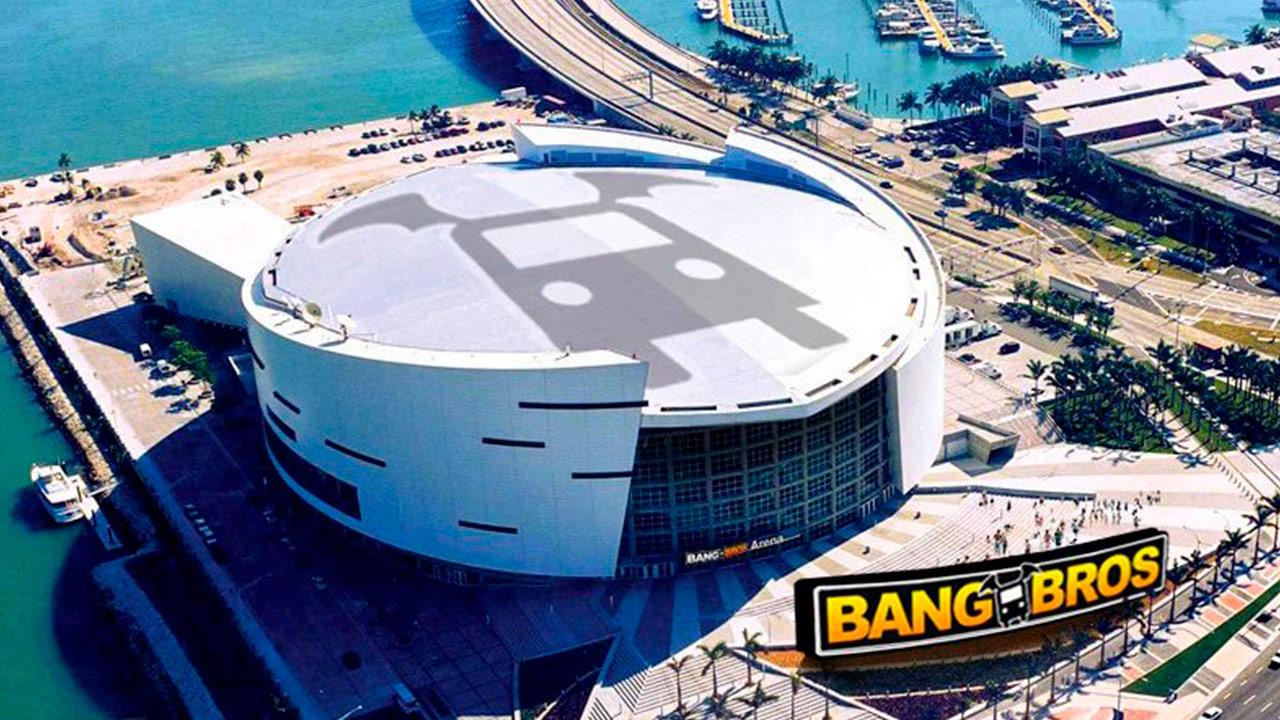 'BangBros Center', así quieren que se llame el estadio de Miami Heat