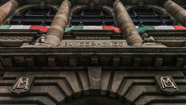 Banxico Banco de Mexico tasas de interés