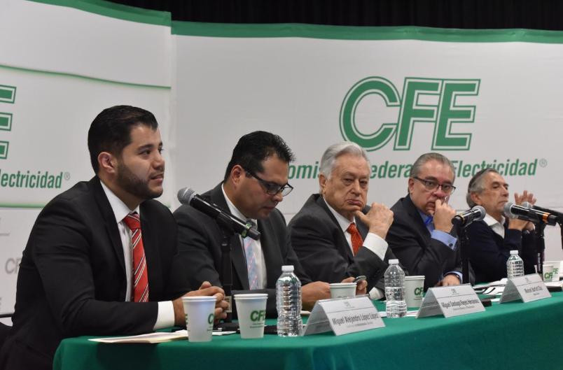 CFE cancela licitaciones de 4 plantas eléctricas por crisis de Covid-19