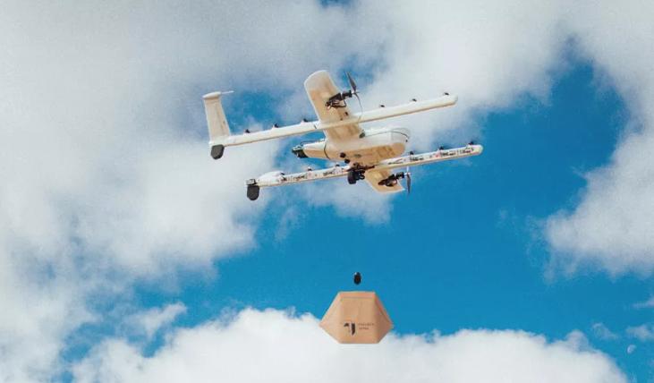 Unidad de aviación de Alphabet empezará a hacer entregas con drones