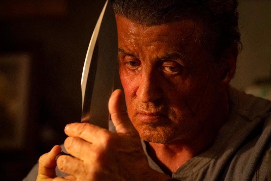 La sangrienta despedida de John Rambo