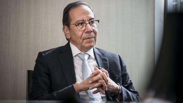 Carlos Salazar, presidente del Consejo Coordinador Empresarial. Foto: Angélica Escobar/Forbes México.