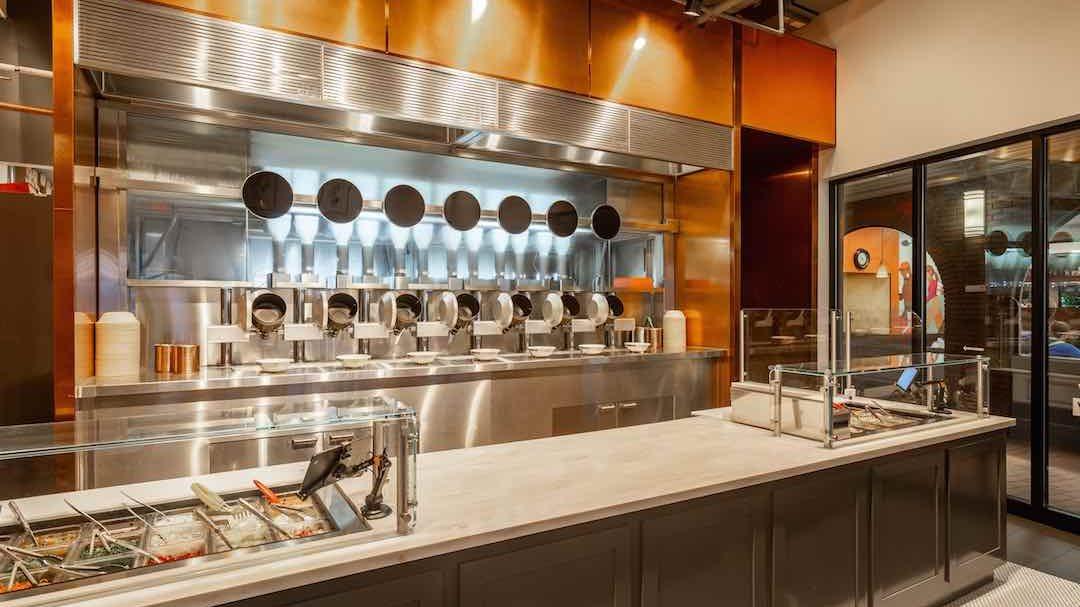 'Spyce', el restaurante robotizado que sorprende a los expertos