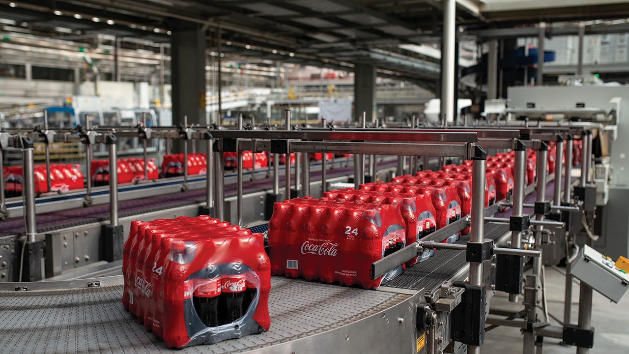 Brasil impulsa ventas de Coca-Cola Femsa en tercer trimestre