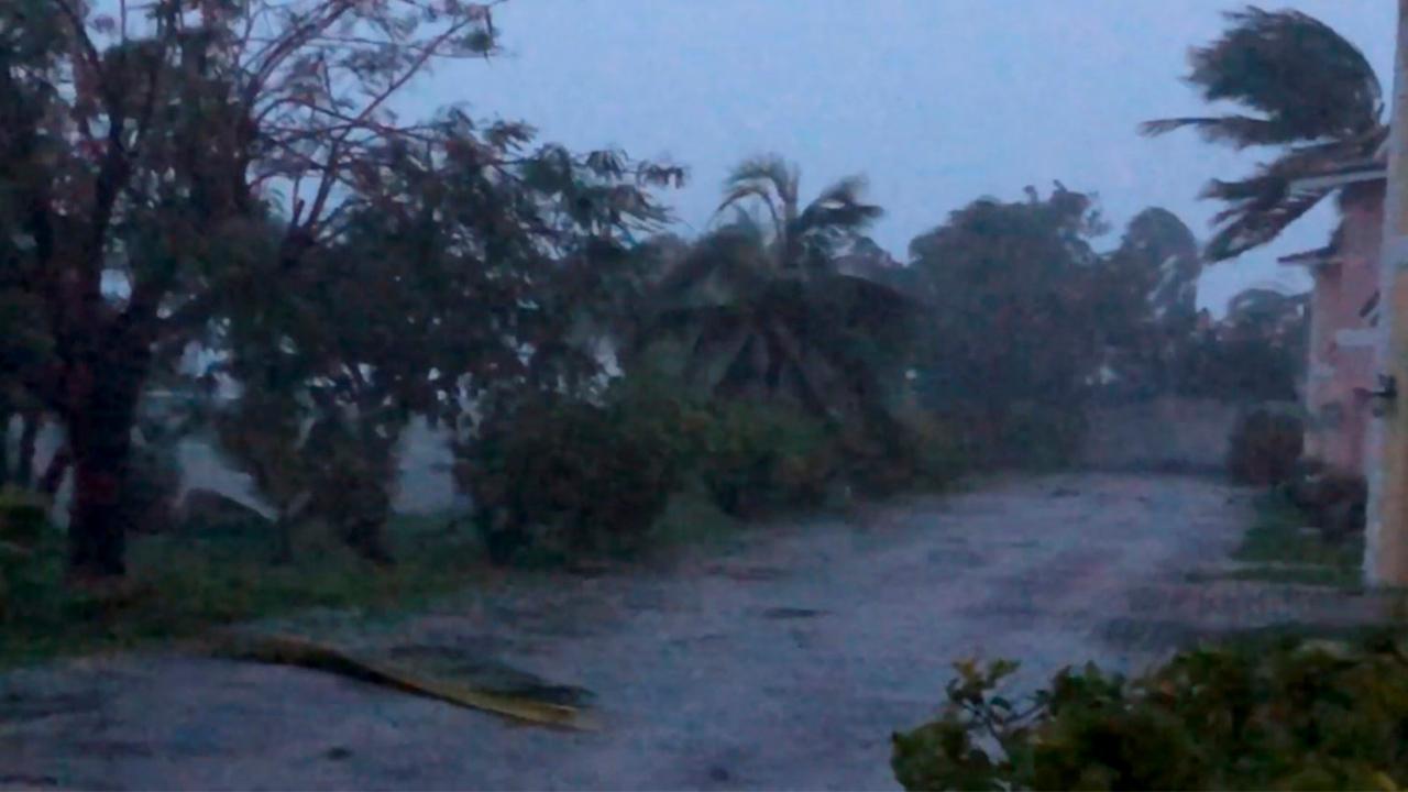 Suman 150,000 las personas evacuadas por el huracán Dorian
