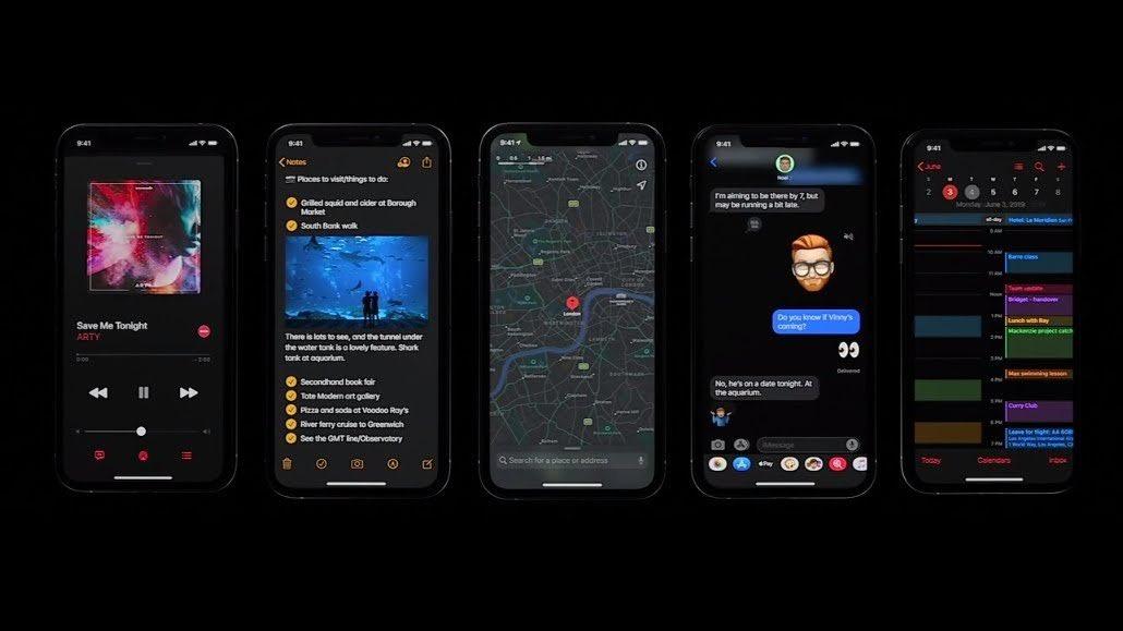 El modo oscuro llega a iOS13 y así puedes activarlo