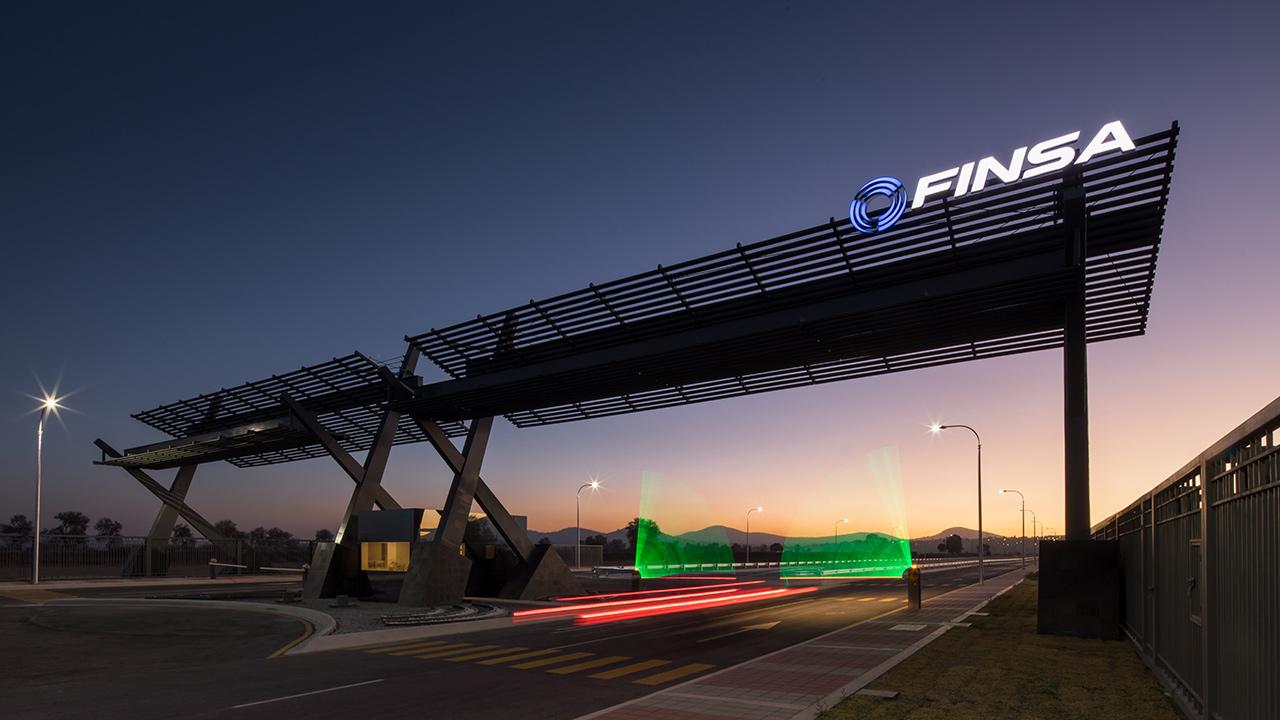FINSA Guadalupe y Monterrey, primeros parques industriales con certificación OEA