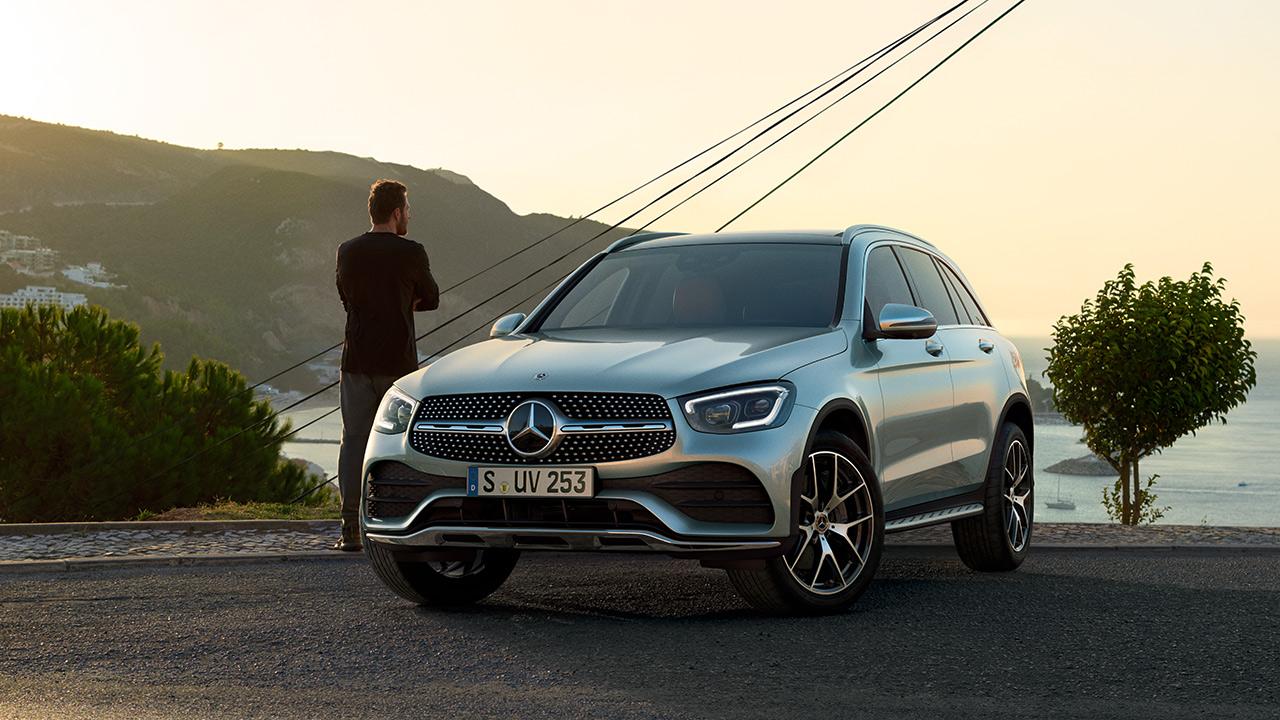 Mercedes-Benz GLC 300: imaginar el camino, conducir el sueño